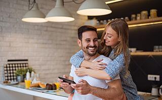 8 ting lykkelige par gjør