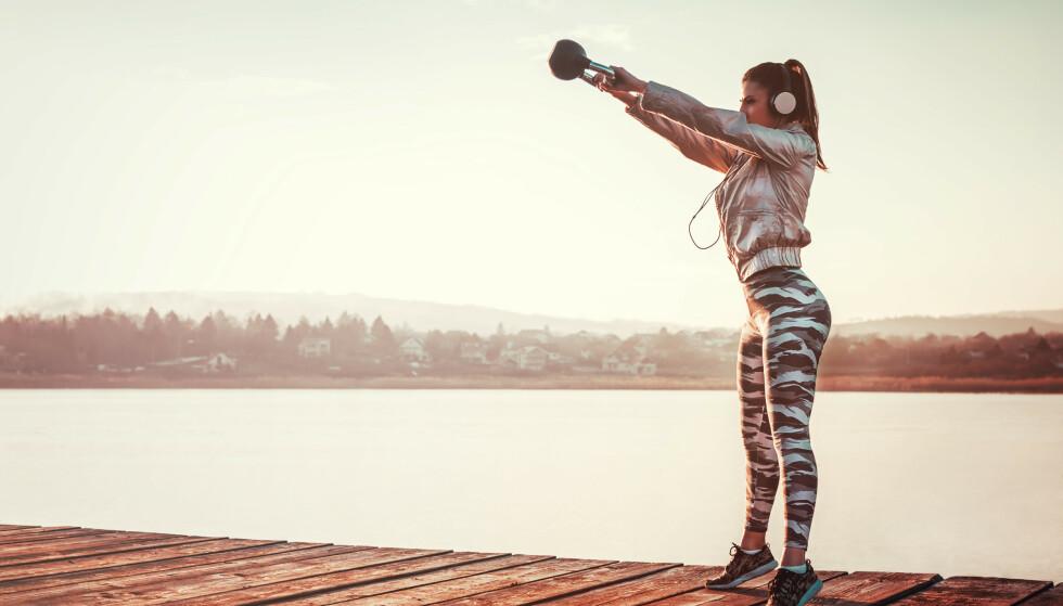 TRENING OG KOSTHOLD: - Treningen og kostholdet som fungerer for deg vil ikke nødvendigvis fungere for venninnen din, og motsatt. FOTO: NTB