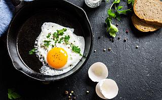 Så mange egg kan du spise
