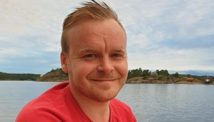 EKSPERTEN: Mats Johannessen er psykologspesialist og sexolog. Foto: Privat.
