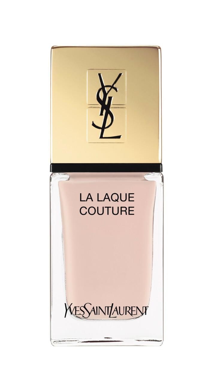 La Laque Couture 24 i fargen Rose Abstrait (kr 275, Ysl). FOTO: Produsenten