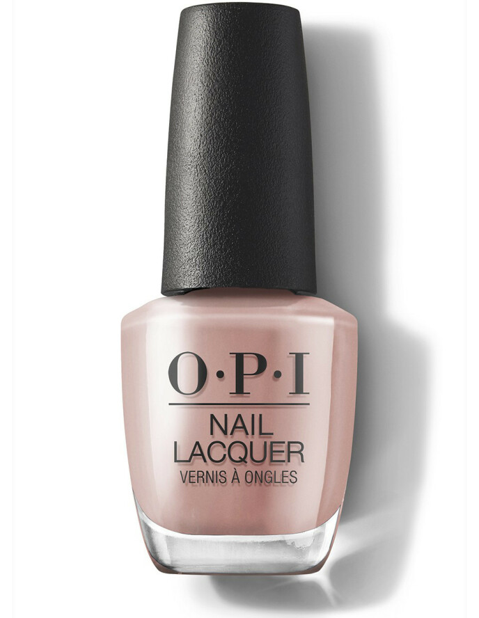 Nail Lacquer Spring Collection i fargen I'm An Extra (kr 185, Opi). FOTO: Produsenten