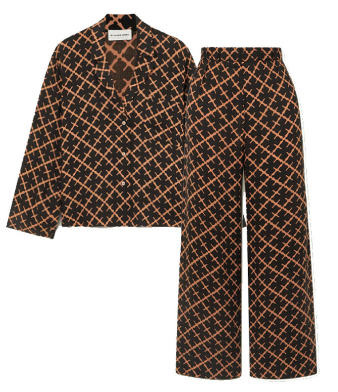 By Malene Birger via Net-a-porter, kr 1870 per del