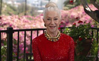 75-åringen ble tatt for å være Christina Aguilera (35)