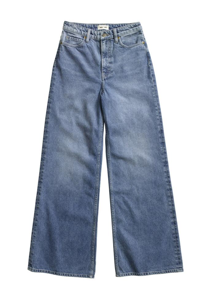 Vide jeans (kr 400, Lee x H&M).