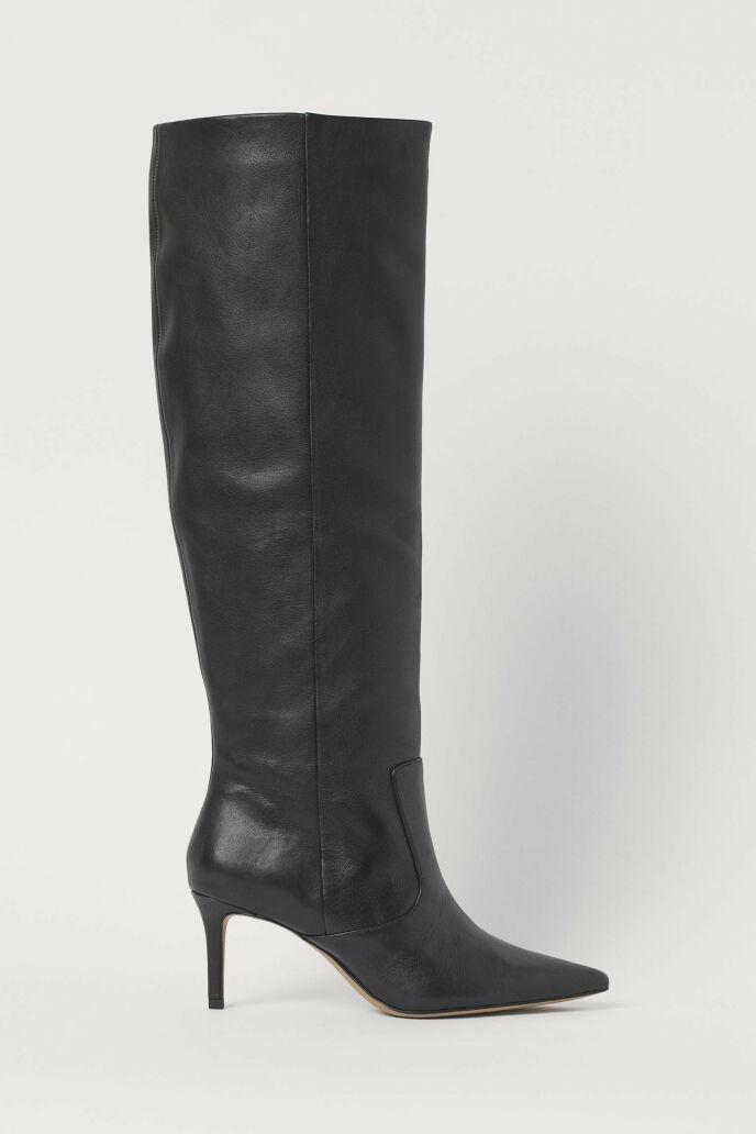 Støvletter (kr 1300, H&M).