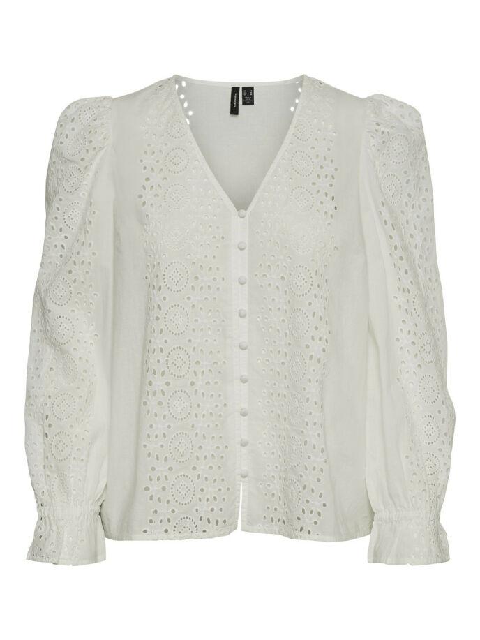Bluse (kr 450, Vero Moda).