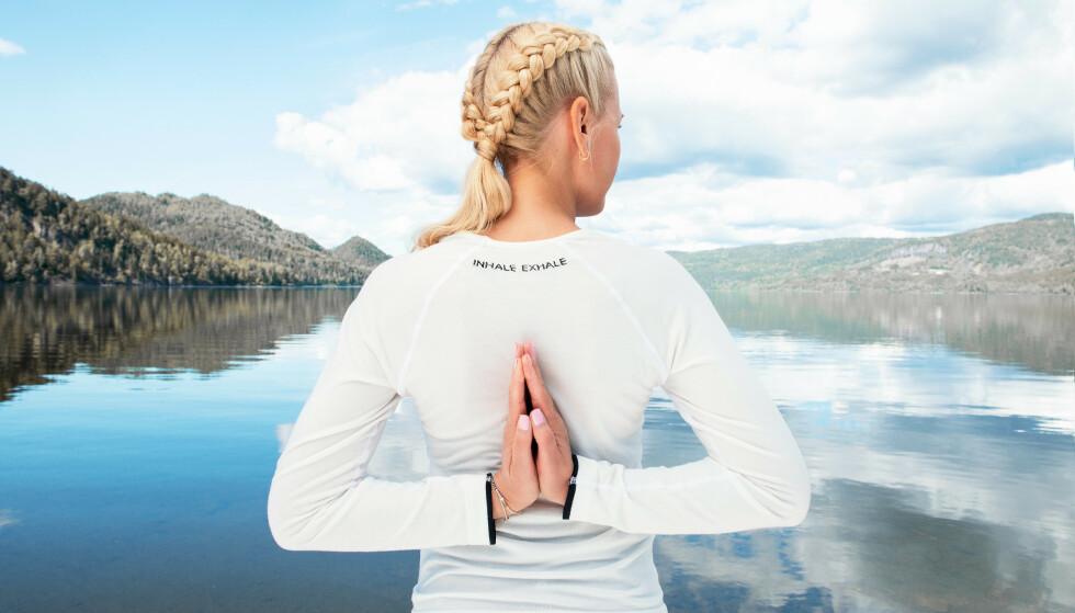 Perfekt til Norgesferien: Vi vil ha med de deilige genserne til Run & Relax på årets Norgesferie! Praktisk til alle aktiviteter, og ikke minst pen å se på!
