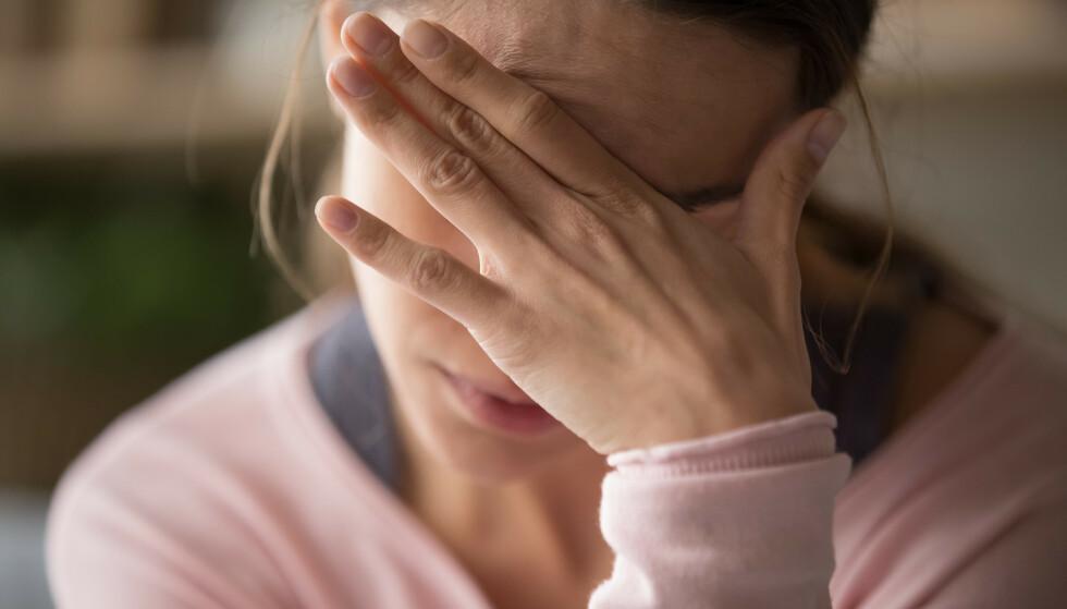 BLE FYSISK OG PSYKISK SYK: Legene klarte ikke finne ut hvorfor Kristin hadde sterke smerter i hele kroppen, før ett spørsmål fra en samtaleterapeut endret alt. ILLUSTRASJONSFOTO: NTB Scanpix