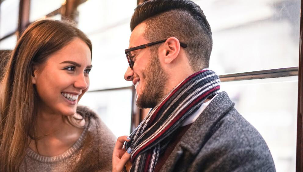 KRYDRER SPRÅKET: Ny forskning avslører hva folk virkelig tenker om menn som bruker banneord. Er de mer attraktive? FOTO: NTB