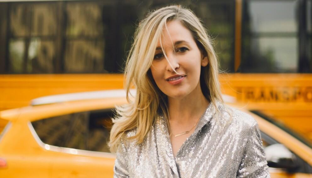 BRUDEPIKE TIL LEIE: Amerikanske Jen Glantz så en forretningsmulighet i det å være brudepike og skapte bedriften Bridesmaid For Hire. Foto: Gaby Deimeke