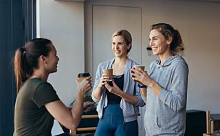 Kan kaffe før trening øke forbrenningen?