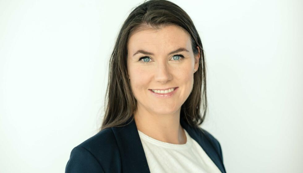 STANDARD NORGE: Heidi Eidskrem er leder for markeds- og forretningsutvikling, helse og omsorg, i Standard Norge. FOTO: Standard Norge/ Nicolas Tourrenc