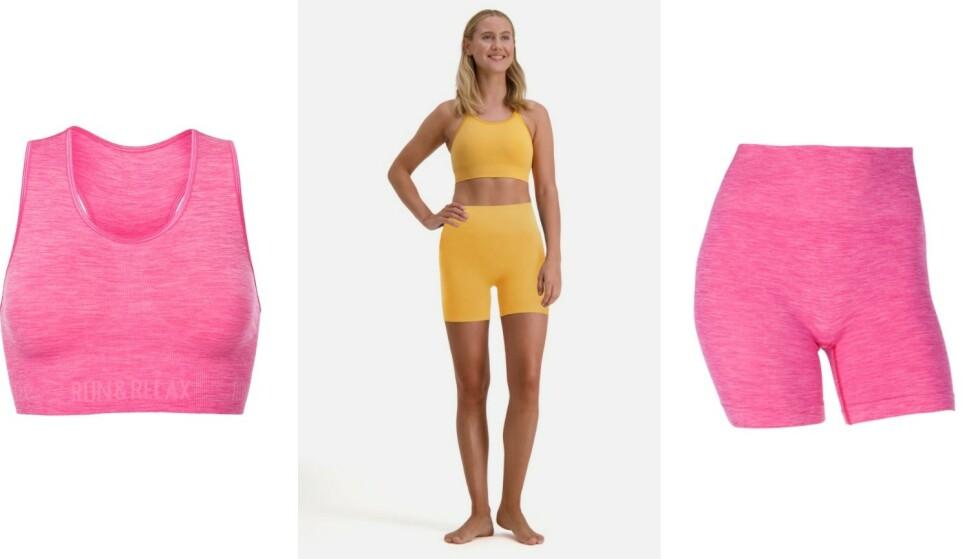 Sommerfavoritt: Bandha Yoga Shorts med overdeler passer like godt til løpeturer som til yoga. Med en kul t-skjorte eller over-sized skjorte og sneakers til har du sommerens deiligste antrekk til hverdags.