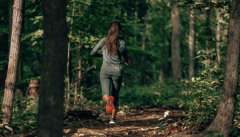 LØPING: Trenger du å komme i form etter en tung korona-vinter? Løping er et godt alternativ for de fleste. FOTO: NTB