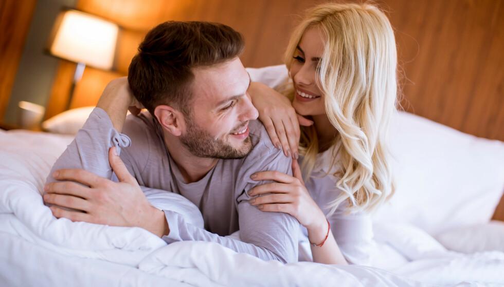 EMOSJONELL TILTKNYTNING: Demiseksuelle må være emosjonelt trygg på partneren sin før de opplever seksuell tiltrekning. FOTO: NTB