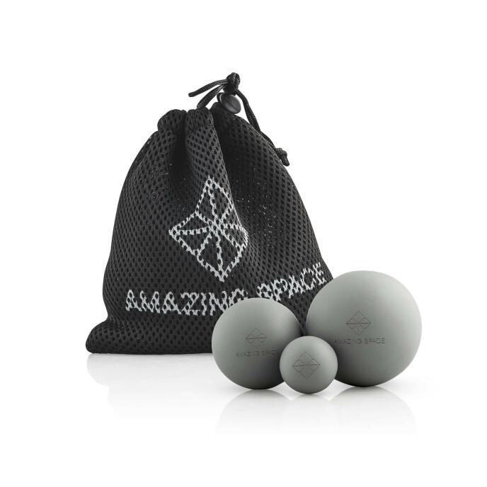 Eco Rubber Balls (kr 240, Amazing Space). FOTO: Produsenten