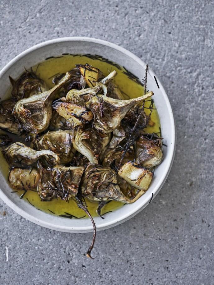 Sylting er en gammel konserveringsteknikk som opprinnelig stammer fra Asia. Råvarer legges i en syreholdig lake der bakteriene ikke kan overleve, og teknikken brukes således både som smaksgiver og til å forlenge matvarenes levetid. FOTO: Aller