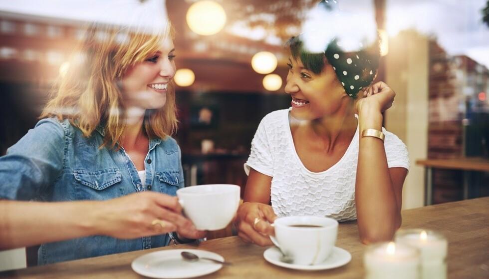 KOMMUNIKASJON: Høysensitive er kreative og gode i kommunikasjon, sier mental trener. FOTO: NTB