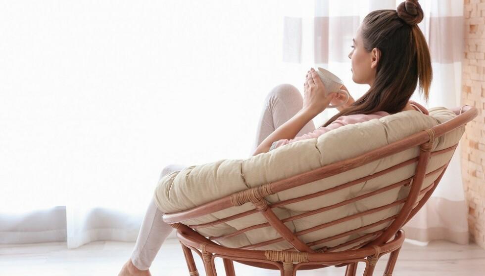 EGENTID: Høysensitive personer trenger ofte mer egentid og hvile enn andre. FOTO: NTB