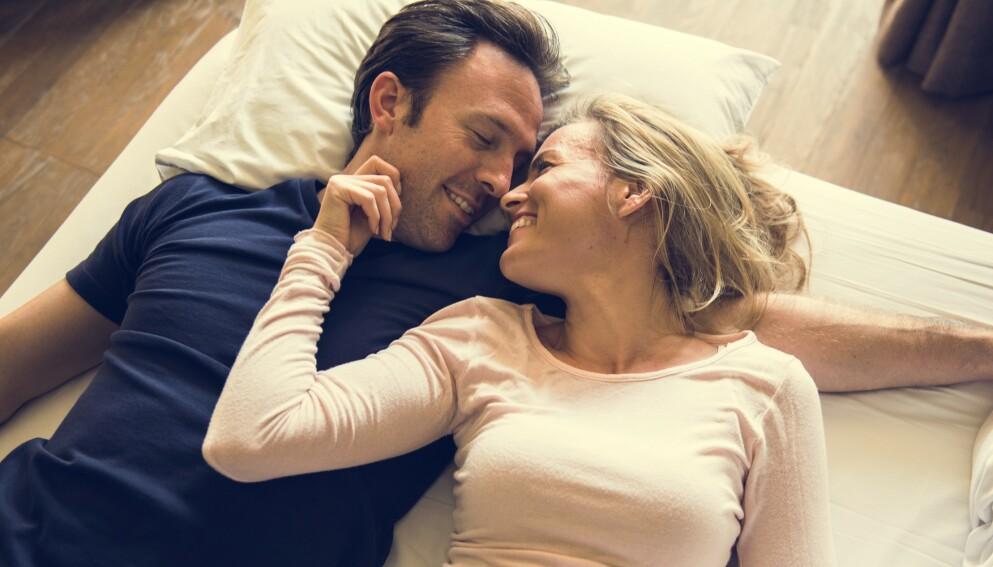 LYKKELIG FORHOLD: Glemmer vi å lete etter det som virkelig betyr noe når vi er på kjærestejakt? Psykologen tror vi har lett for å miste fokus. Foto: NTB