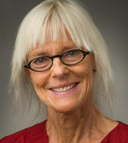 BEHANDLER TANNLEGESKREKK: Med eksponeringsterapi er det ifølge ekspert på tannlegeskrekk, Jorun Torper, gode muligheter til å bli kvitt angsten. FOTO: Terje Skåre/TkØ