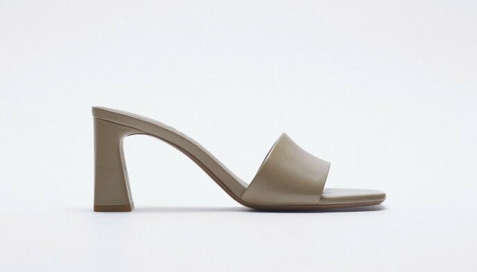 Minimalistiske (kr 600, Zara).