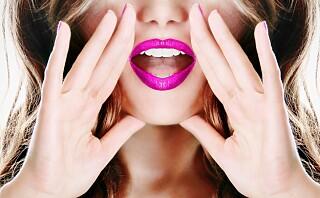 Slik velger du riktig farge på leppestiften