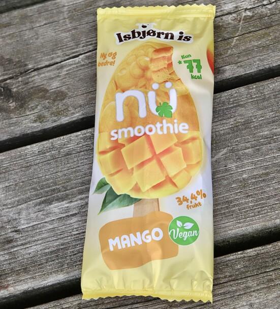 ISBJØRN Nü smoothie Mango