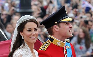 Ti år siden Kate og William giftet seg: Slik vant hun dronningens hjerte