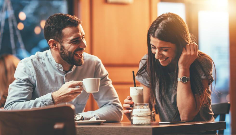 IKKE OVERTENK: - Om du tenker at daten du møtte var spennende eller interessant på en eller annen måte, trenger du ikke konkludere som om det gjaldt for resten av livet, sier Søyland. FOTO: NTB