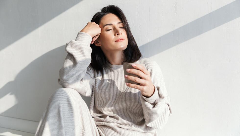AVSLAPPENDE: ASMR beskrives gjerne som en kriblende følelse som starter i hodet. FOTO: NTB