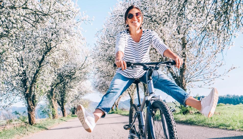 LYKKE: Hva utgjør et lykkelig liv? Harvard-forskere har studert dette i 80 år, og har landet på en klar konklusjon. Foto: NTB