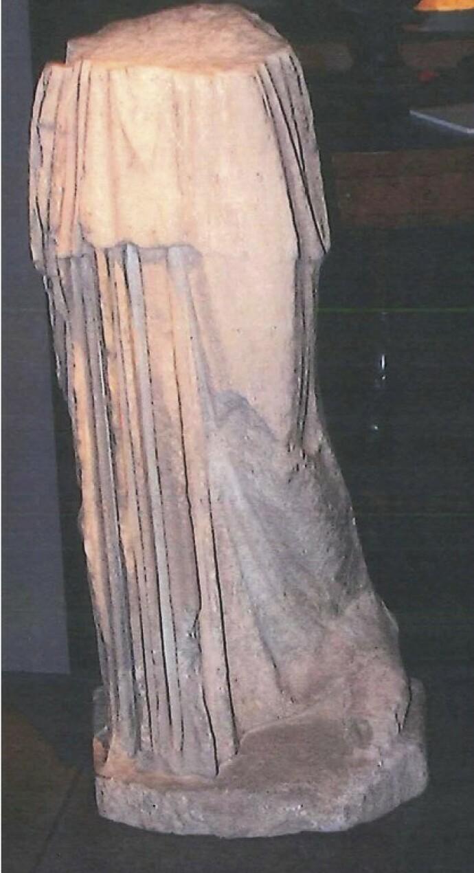 Discussione: la statua, importata negli Stati Uniti, è elencata come importatore da Kim Kardashian.  Foto: reclamo del governo degli Stati Uniti