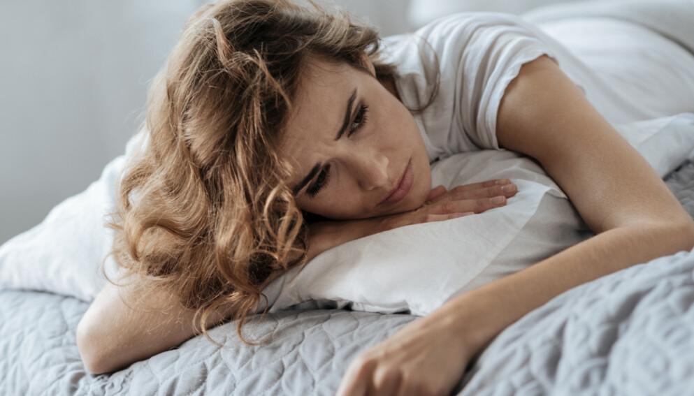ORGASME: Kvinne (36) skriver at hun ikke får orgasme under sex, bare på egen hånd, ved hjelp av en spesiell metode. Kan sexologen gi henne tips til hvordan hun kan oppnå orgasme sammen med partner? Foto: NTB