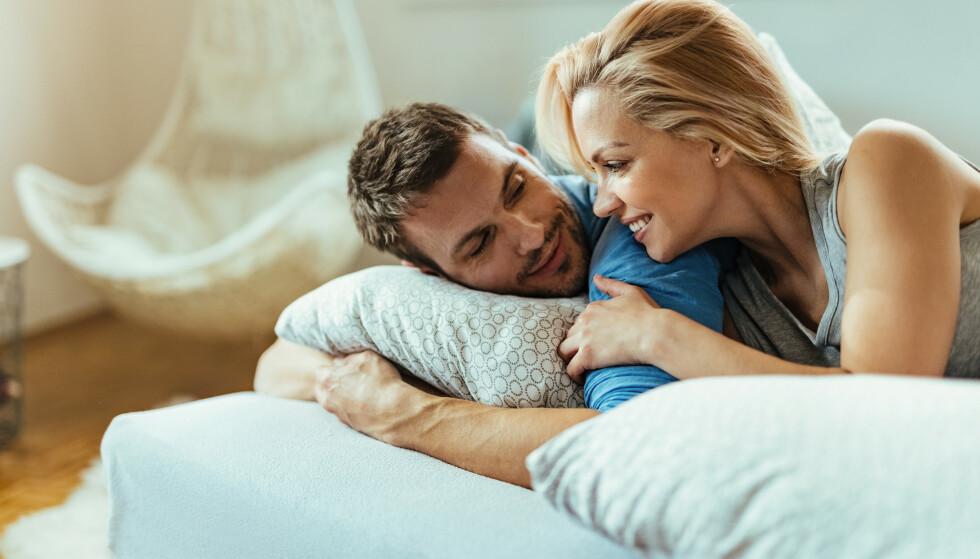 LAV SEXLYST: Har du lav sexlyst? Det er viktig å prate med partneren din om det. FOTO: NTB