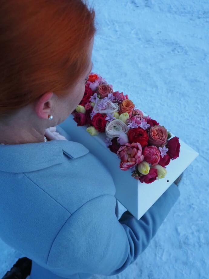 TUNG BØR: Å begrave små barn er vondt. Jannike Mittet ønsker å hjelpe foreldrene - så mye eller lite de selv ønsker. FOTO: Adjø lille venn barnebegravelser