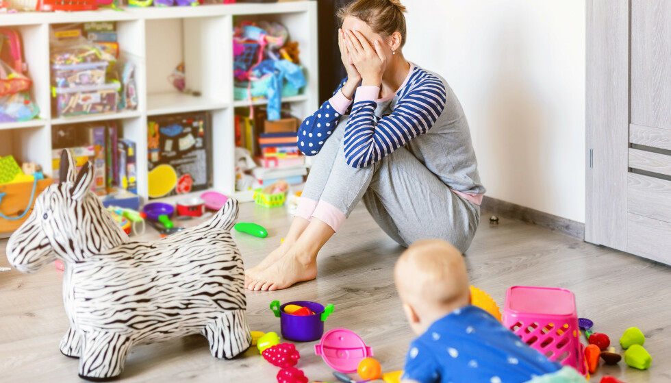 SI IFRA: Skjevfordeling av arbeidsoppgaver i hjemmet kan skyldes at mor velger å gjøre arbeidet for å slippe å mase på andre i familien. Si heller ifra om hva du trenger.