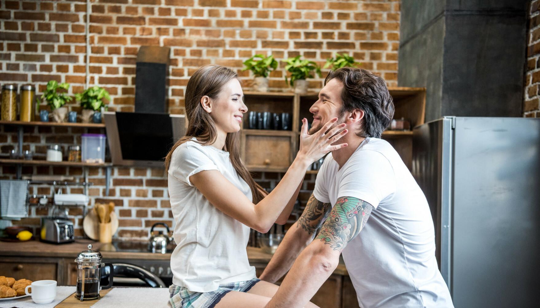 HVERDAGEN: Ifølge eksperten er det viktig at dere er enige om hva som er et godt forhold i hverdagen. FOTO: NTB