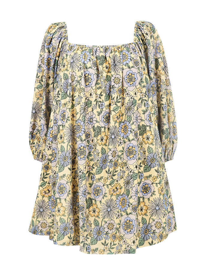 A-formet kjole (kr 500, Bik Bok).