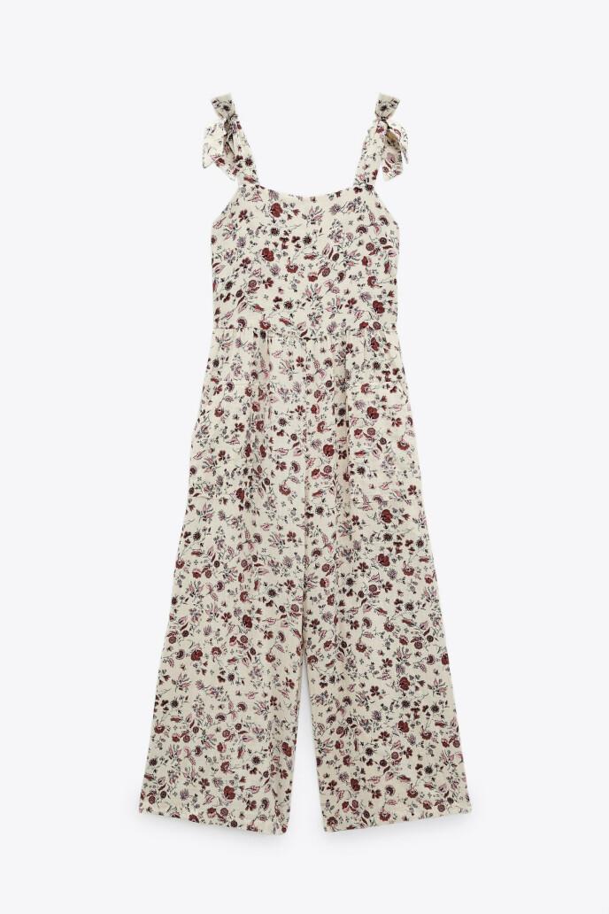 Jumpsuit (kr 450, Zara).