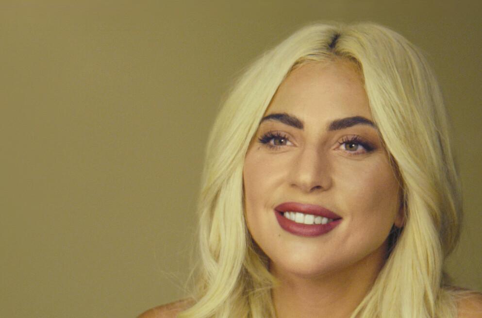 LADY GAGA: I dokumentarserien 'The Me You Can't See' som sendes på Apple TV+, åpner artist Lady Gaga opp om misbruket som førte til uønsket graviditet. FOTO: Apple TV+ / NTB