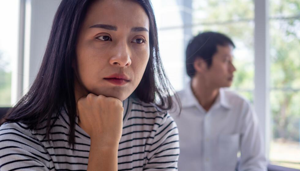PÅVIRKER LIVSKVALITETEN: Studier viser at et godt parforhold og ekteskap fører til bedre livskvalitet over tid. Det motsatte skjer om parforholdet er dårlig.