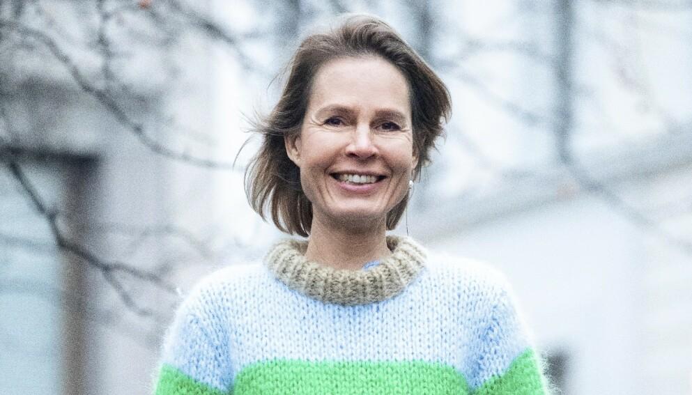 OVERRASKENDE REAKSJON: Janne Leth Førgaard ble stemor til to jenter på tre og 10 år. Følelsene som veltet opp i henne, var hun ikke forberedt på. FOTO: Mew
