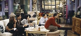 Åtte skjulte detaljer i «Friends»-leiligheten