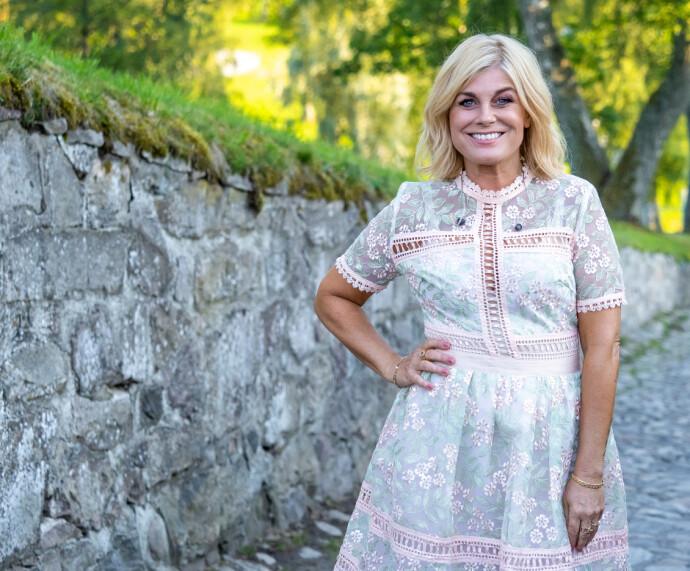 PERNILLA PÅ GRENSEN: I 2019 deltok Pernilla Wahlgren i TV2-programmet «Allsang på Grensen» og hun er en populær artist i både Sverige og Norge. FOTO: NTB