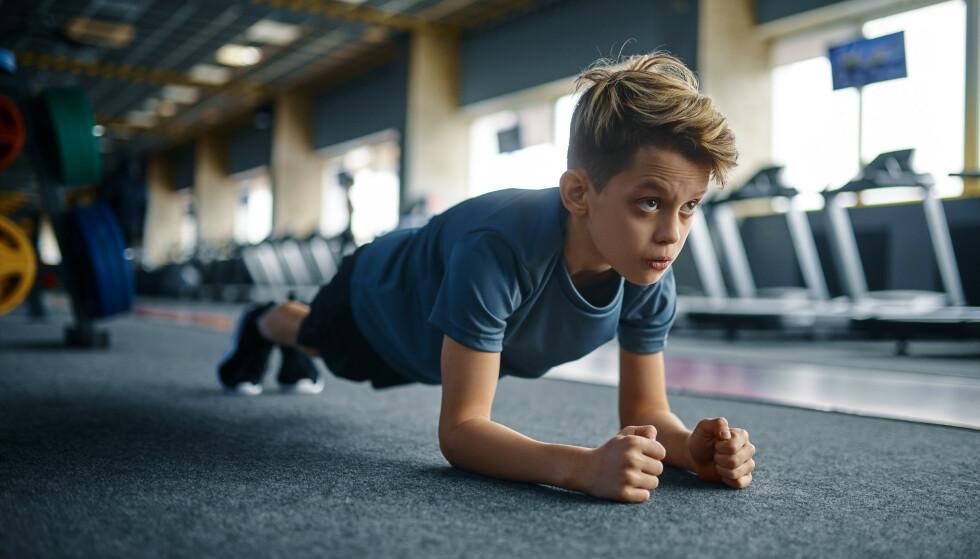 VEIING PÅ SKOLEN: Moren KK har snakket med bekymrer seg over sønnens forhold til vekt og fysisk aktivitet, etter at fokuset på veiing ble så stort i tredje klasse. ILLUSTRASJONSFOTO: NTB