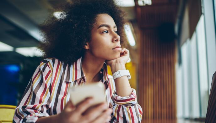 REDD FOR Å BLI FORLATT: Forskningen viser at den gruppen som er mest redd for å bli forlatt, ofte er de som blir forlatt, gjerne uten forvarsel.