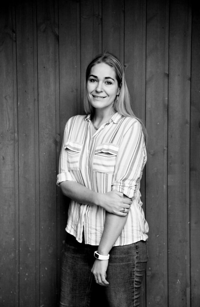 Drikkingen tok så stor plass i livet til Heidi Purak at hun noen dager var oppe i to liter vodka og tre flasker vin. FOTO: Mathilde Schmidt