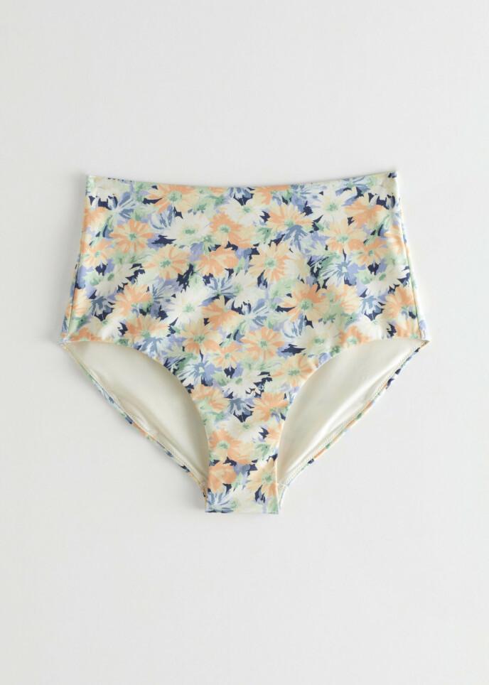 Badetøyet for deg som elsker blomsterprint